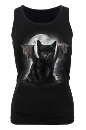 Bat Cat Racerback Top
