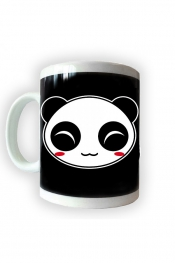 Dark World Tasse \'Smiling Panda\'