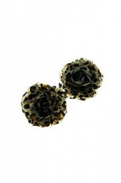 Leo Flower Hairclips