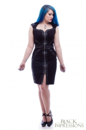 Luna Body Con Dress