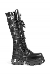 Reactor High New Rock Boots