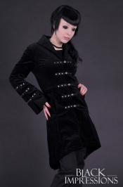 Silent Darkness Coat