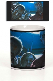 Tasse \'Blue Zombies\'