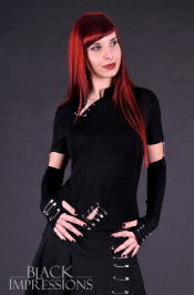 Tormented Soul Safety Pin Top