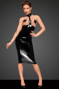 Damen Lack Leder Kleider Online Kaufen Black Impressions Shop