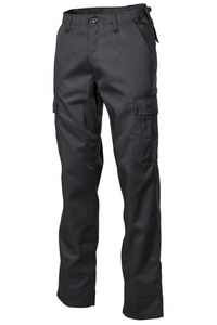 Black Battle Army Pants