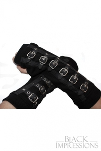 Buckle Gloves