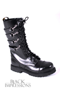 Protector Karabiner-Boots - Leather