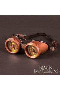 Steampunk Goggles in different Styles