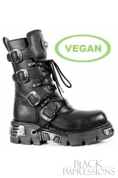 Reactor New Rock Boots - Vegan