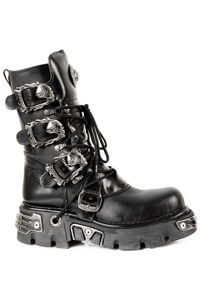 Draft New Rock Boots