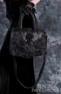 Rose Garden Lace Bag