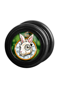 Rabbit Fake Plug