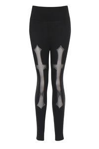 Hades Cross Leggings