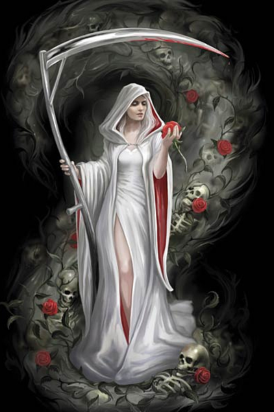Life blood anne stokes angel greeting card 299 life blood anne stokes angel greeting card m4hsunfo