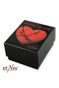 Love has no end Box for 2 finger rings