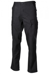 Black Combat Army Pants