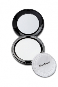 Stargazer Pressed Compact Powder - White