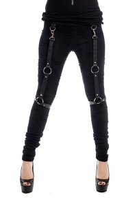 Hiro Distressed Leggings