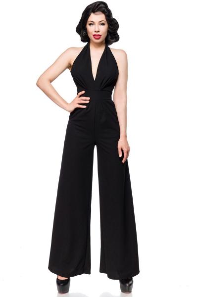 Verwonderlijk Black Vintage Jumpsuit, 69,00 € KG-19
