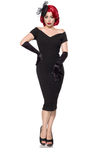 Olivia - Schulterfreies Pencil Dress