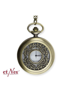 Vintage Time Brass Colour Chain Watch