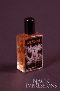 Messiah - Patchouli Perfume with Opium - 10ml