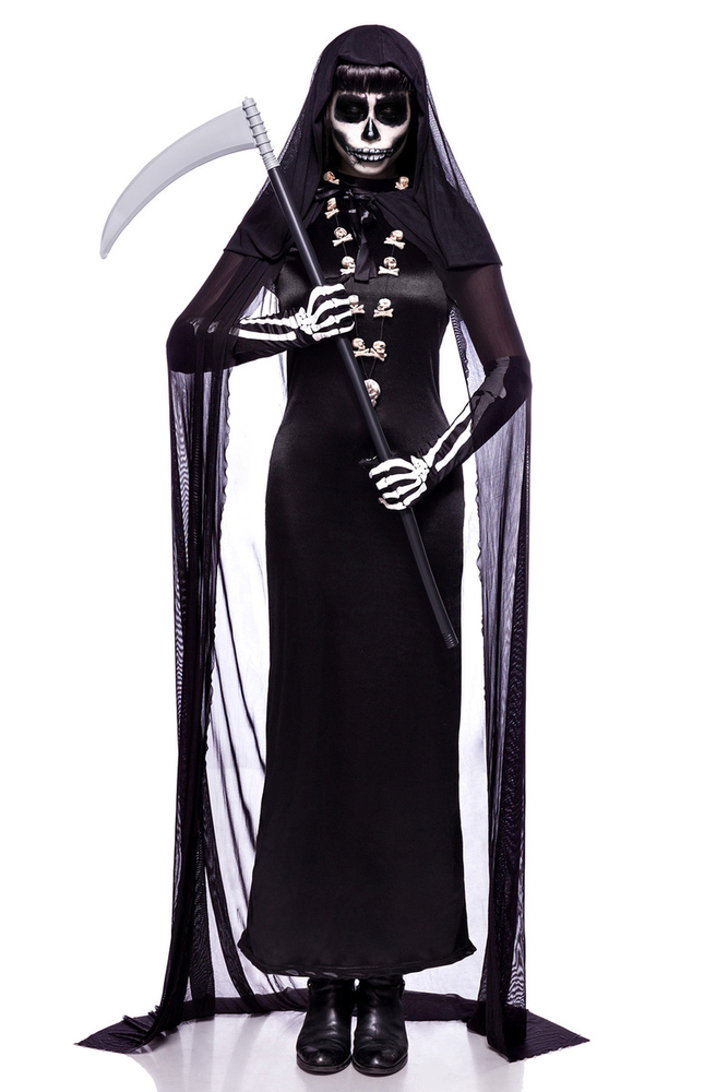 Lady Death Costume Dress 72 90