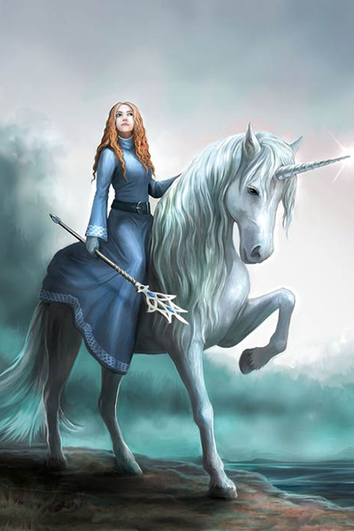 Journeys start anne stokes unicorn greeting card 299 journeys start anne stokes unicorn greeting card m4hsunfo