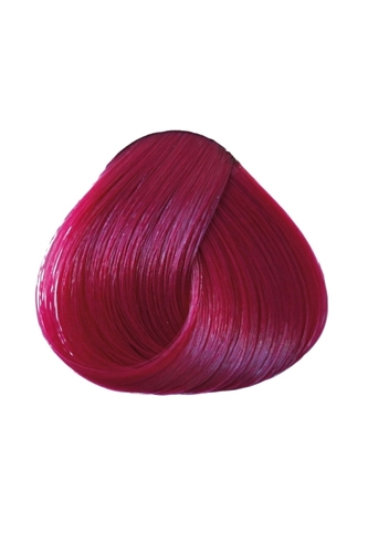 Haarfarbe rose red