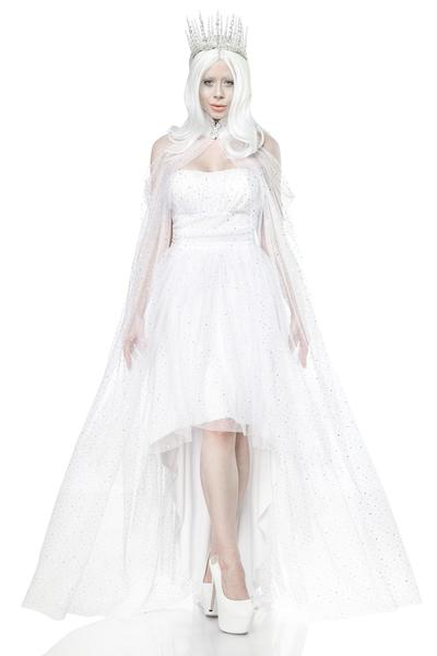 Ice Queen Costume Dress