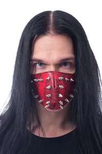 Etzel Mask- Red