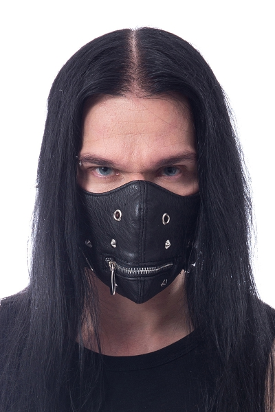 Lanzo Mask- Black