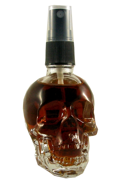 Patchouli Perfume 60ml  - Skull Edition