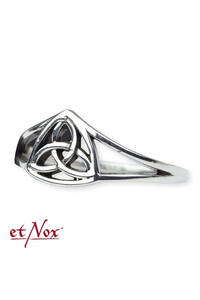 Celtic Knot Silver Ring - etNox