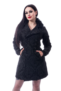Black Craft Coat