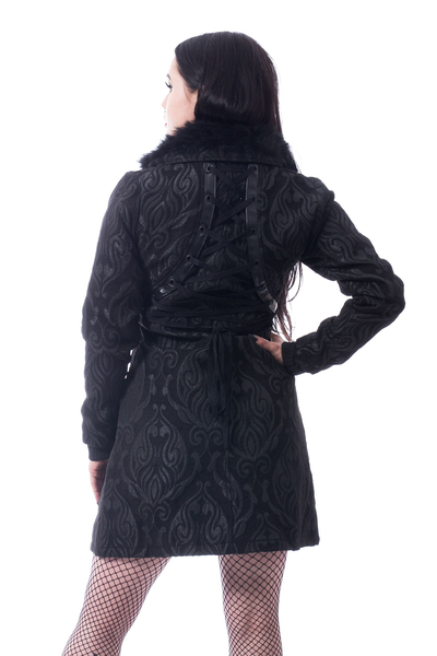 Black Craft Coat M (38)