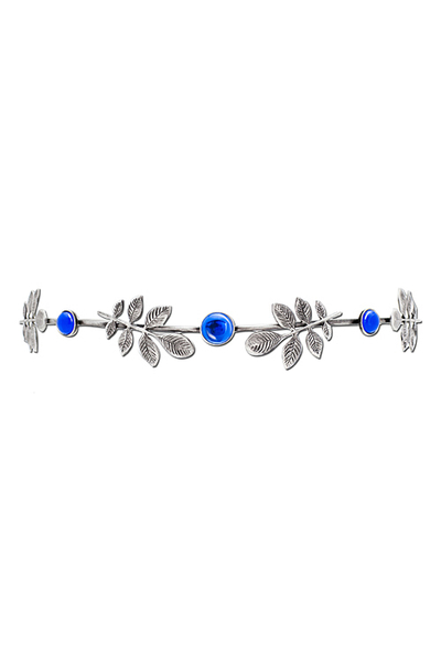 Tiara Leaf Garland - available in a variety of colours