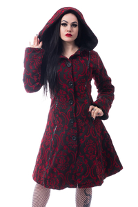 Red-Black Mansion Coat