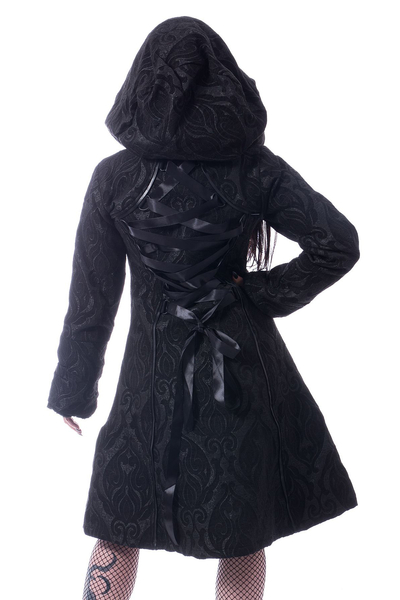 Black Mansion Coat
