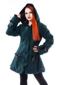 Green Alison Coat