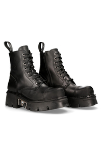 New Rock Newmiili Reactor Ankle Boots