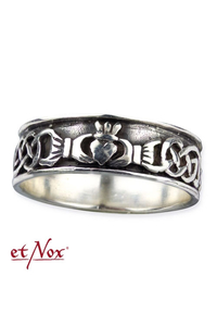 Ring Claddagh 925 Silver