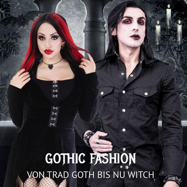 BLACK IMPRESSIONS Gothic Shop, Retro Vintage Shop