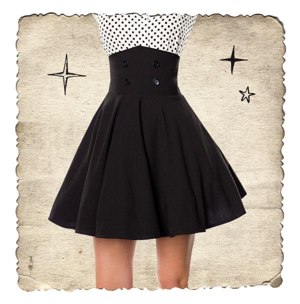 Retro Vintage Röcke und Hosen